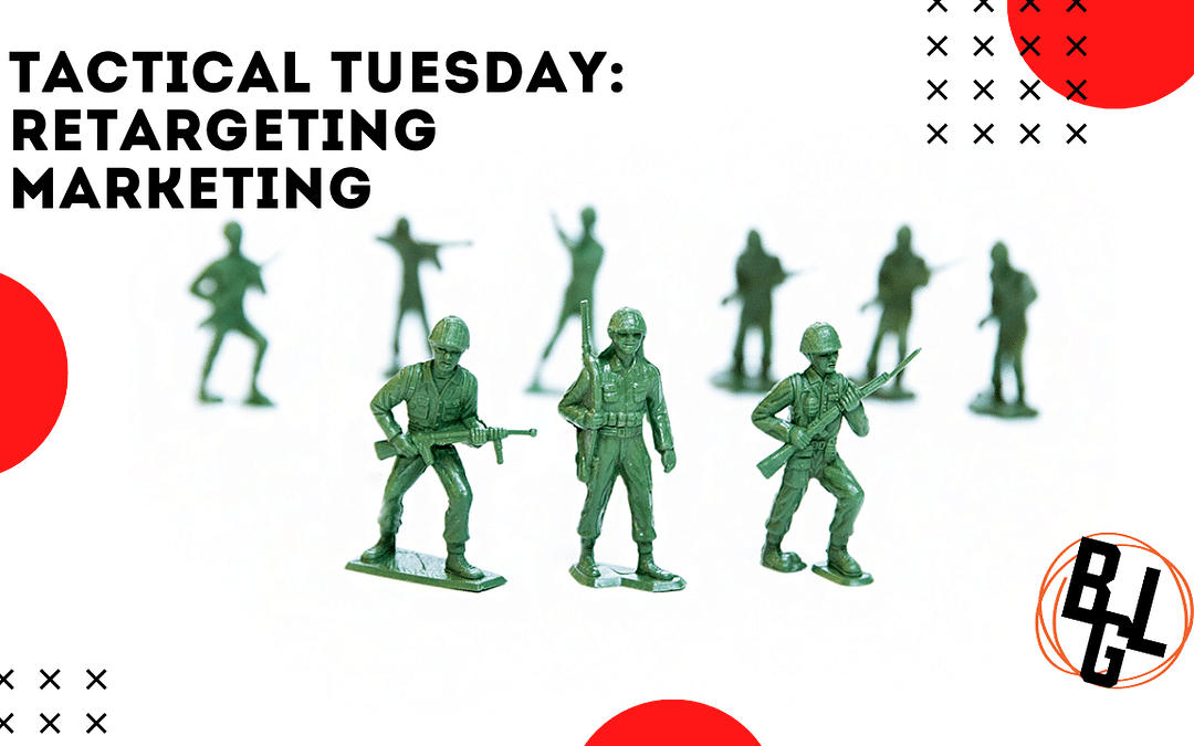 Tactical Tuesday: Retargeting Marketing… what is it? Does it work? Should you do it?